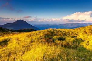 berglandschap foto