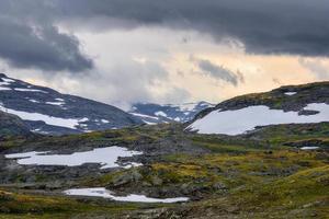 Noorwegen, prachtig landschap foto