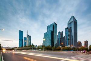 China stedelijk landschap foto