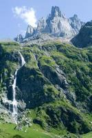 landschap bij engelberg foto