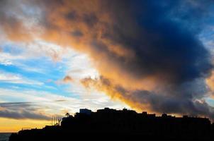 Tenerife Zuid-landschap foto