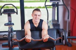 fitnessruimte foto