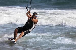 kiteboarder foto