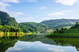 natuur landschap foto
