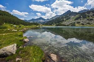 Muratovo-meer, Pirin-berglandschap