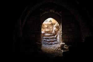 kerak, Jordanië foto