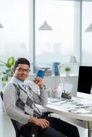 financieel directeur foto