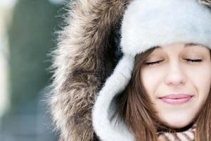 winter schoonheid foto