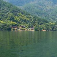 Lake huizen foto