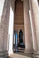 gedenkteken van Thomas Jefferson foto