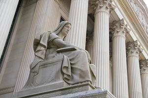 het Hooggerechtshof foto