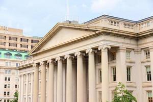 treasury afdeling foto