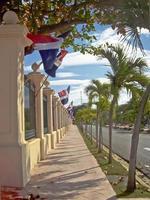 Santo Domingo Street foto