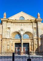 oude kathedraal van Santo Domingo foto
