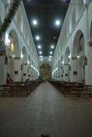 kerk van Santo Domingo Guzman