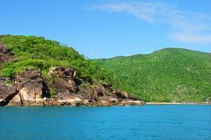Queensland Australië kustlijn foto