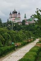 klooster van panteleymon in Kiev foto
