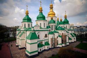 kathedraal van Sint Sophia foto