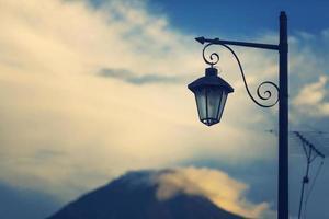 vulkaan van guatemala