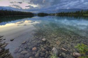 Rocky Mountains, British Columbia, Canada. foto
