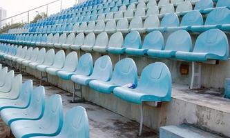 stadion zitplaatsen foto