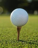 golfbal foto