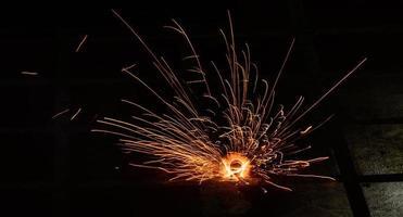 vuurwerk foto