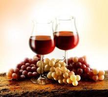 wijn foto