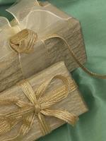 gouden geschenken foto