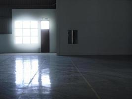 binnen fabriek foto