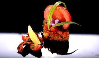 tomaten show foto