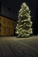 kerstnacht foto