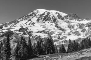 Mount Rainer, Oregon foto