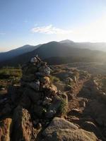 witte bergen foto