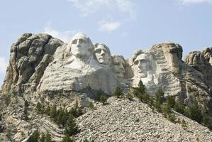 nationaal monument Mount Rushmore 9