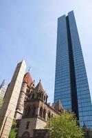oud en nieuw Boston foto