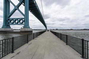 Ambassador Bridge foto