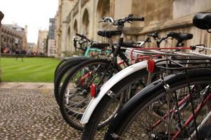 cambridge fietsen foto