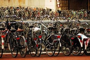 fietsen foto