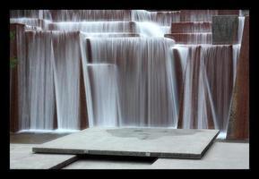 Portland fontein foto