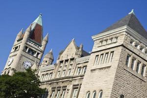 klokkentoren in Louisville foto