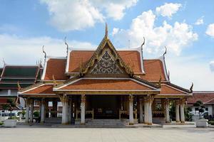 Thaise tempel, Bangkok