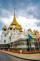 wat traimitr, bangkok thailand foto