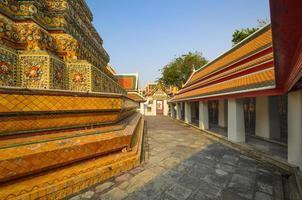 Wat Pho, Bangkok, Thailand foto