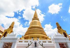 gouden pagode in bangkok, thailand