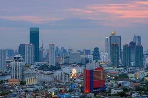 reuzenrad van bangkok foto