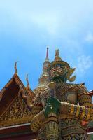 reuzen van thailand foto