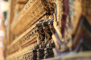 bangkok, thailand, groot paleis foto