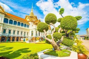 groot paleis en wat phra kaew tempel