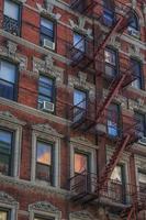 New York brandtrappen foto